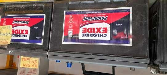 Original Powerlast Maintenance Free Car Battery N70 image 2