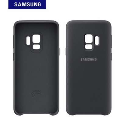 Silicone case with Soft Touch for Samsung S9 S9 Plus image 3