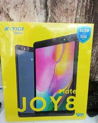 X-tigi 8 inch Tablets, Joy 8 Mate 32gb 1gb ram, Dual sim Tab+1 year warranty image 1
