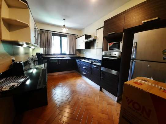 Furnished 3 bedroom townhouse for rent in Brookside image 13