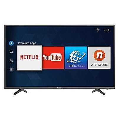 "hisense 40"" smart android tv image 1"