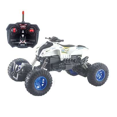 Children's remote control toy rock climber four-wheel image 6