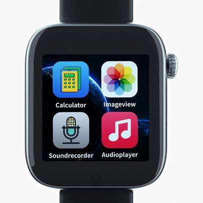 Bluetooth/Simcard Smart watch for Android and iOS image 4