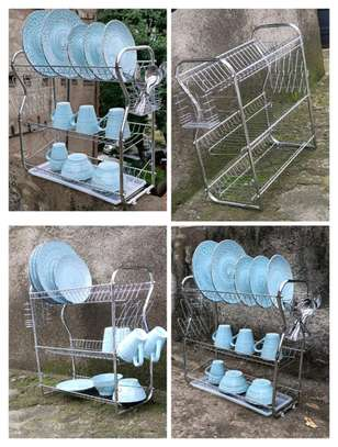 3 tier dish racks image 1