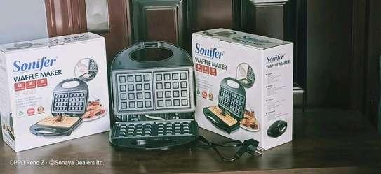 Sonifer Waffle maker image 1