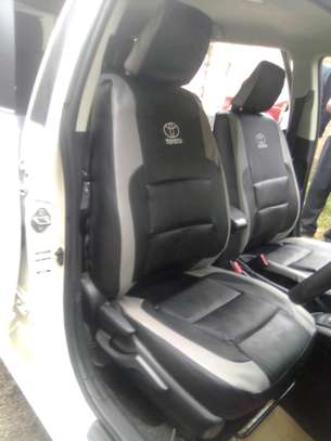 BEST QUALITY TOYOTA CAR SEAT COVERS image 1