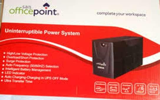 Office point 650 va ups image 1