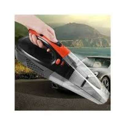 STR Multifunctional Car Vacuum Cleaner With Compressor image 1