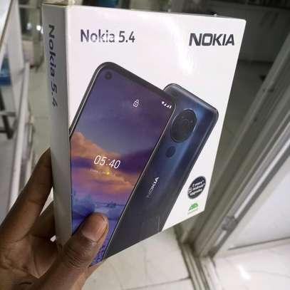 New Nokia 5.4 Sealed plus warranty image 1