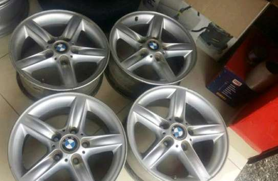 BMW Rims 16 inches