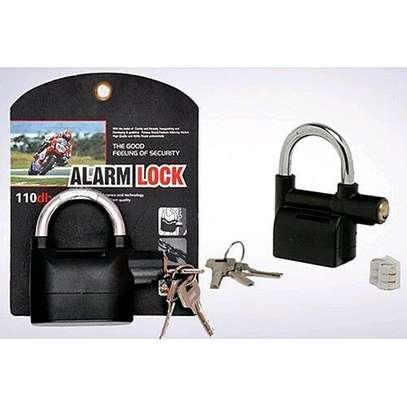 alarm padlock image 3