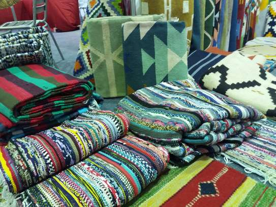 Handwoven rugs image 3