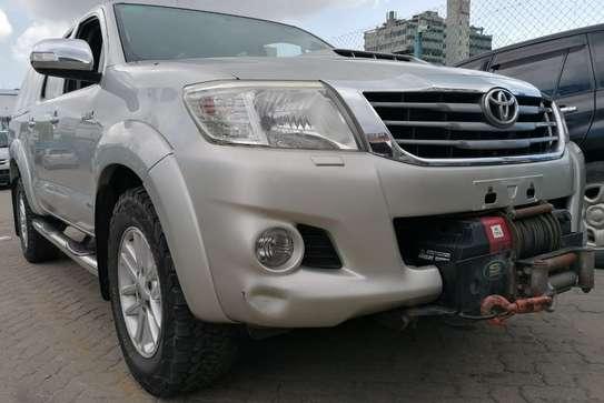 Toyota Hilux 2.5 image 8