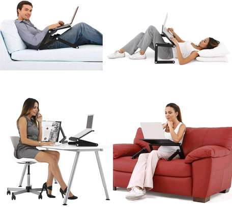 Multifunctional Laptop stand image 3