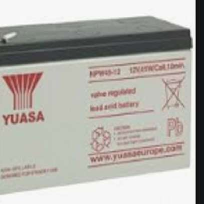 Yuasa batteries image 1