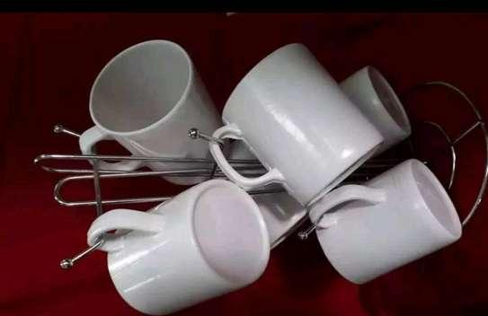 Melamine cups/12pc tea cups/12pc melamine mug image 3