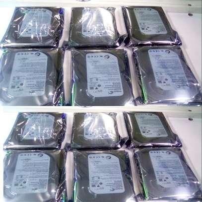 2TB SATA  Desktop Internal Hard Drive Hard disk image 1