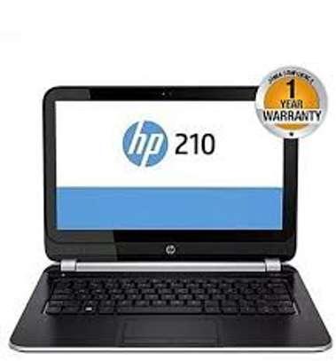 "hp notebook 210 AMD 4gb ram 500gb HDD 21"" image 1"