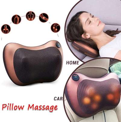 Car and home pillow massager image 1