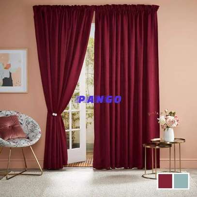 Heavy Cotton Curtain image 3