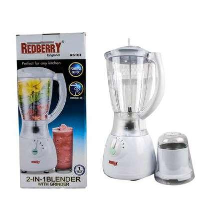 Unbreakable blender jar color: white image 1
