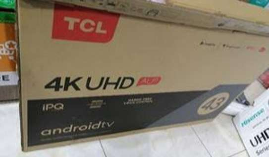 TCL 43 Inch Smart Android IPQ TV image 1