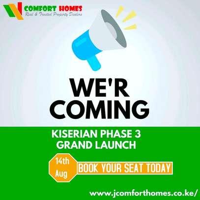 Kiserian Phase 3 Grand Launch image 1