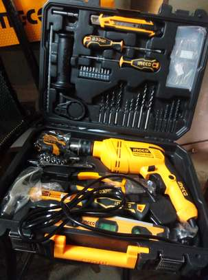 Ingco Tool Set with 101 pieces