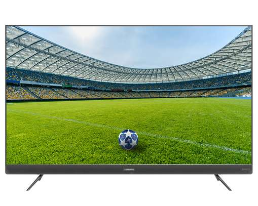 TORNADO 4K Smart LED TV 55 Inch With Built-In Receiver, 3 HDMI and 2 USB Inputs 55US9500E image 1