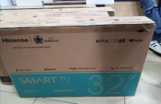 """Hisense 32""""Inch Smart Android TV Netflix-New sealed image 1"""