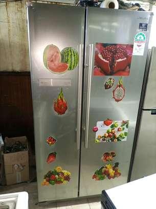 Twin door fridge image 3
