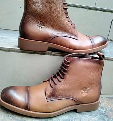 Brown Mens Boots image 3