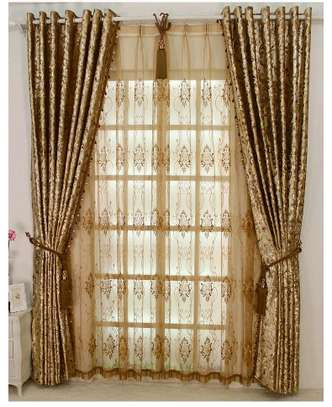 Gold CURTAINS AND SHEERS image 3