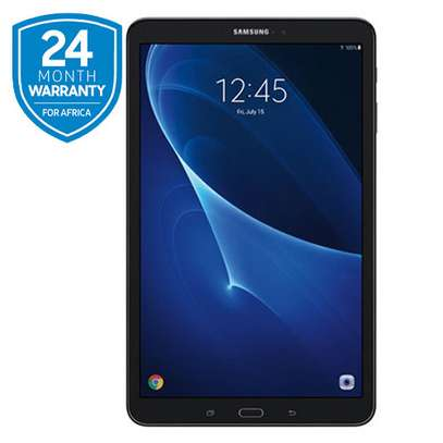 "Samsung Galaxy Tab A (T585) - 10.1"" - 16GB - 2GB RAM - 8MP Camera - 4G (Single SIM) Black image 2"