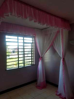 Custom Made Rail Shears Mosquito Nets image 12