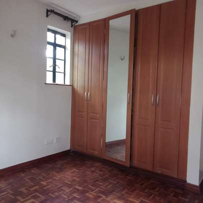 Three bedrooms apartment plus a dsq to let off riara road in lavington of image 12