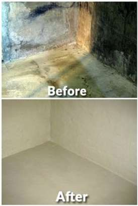 Basement Water Proofing image 1