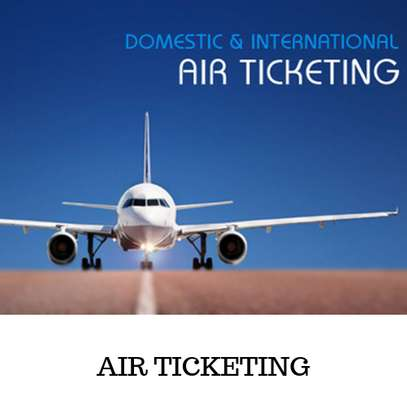 Air Ticket / Hotel Booking Agent image 1