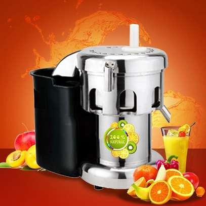 Commercial Fruit Juicer Electric Juice Extractor Orange Electric Fruit Squeezer image 1