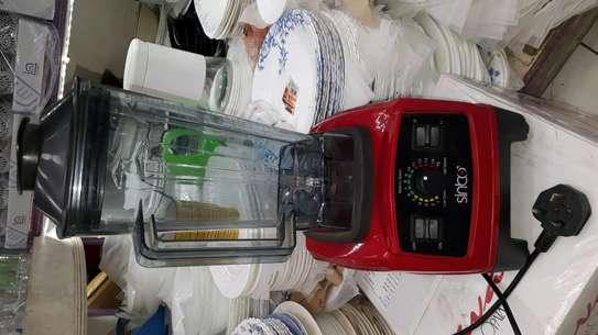 Commercial blender/multipurpose functional blender image 1