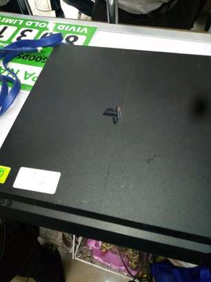 Ex Uk Slim Ps4 500gb Console