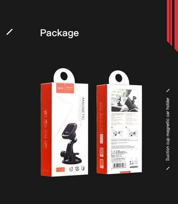 Hoco CA28 Premium Suction Magnetic Dashboard Phone Holder image 8