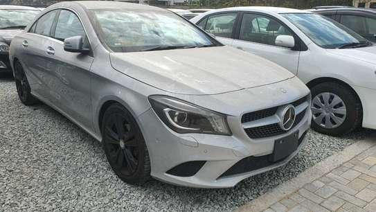 Mercedes-Benz CLA-Class image 2