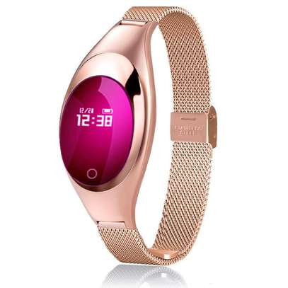 Z18 Smart Watch Bracelet With Blood Pressure Heart Rate Monitor image 3