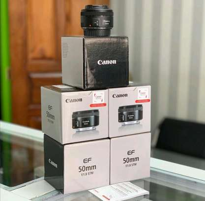 Canon 50MM 1.8 image 2