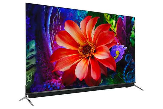 Tcl 55 inch smart Android tv Q LED image 1