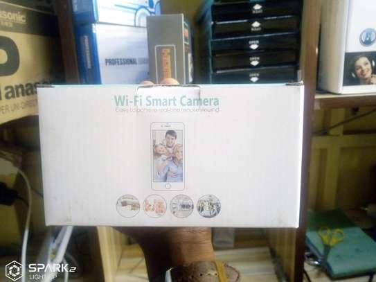 CCTV Bulb Camera- Wi-Fi Enabled image 2