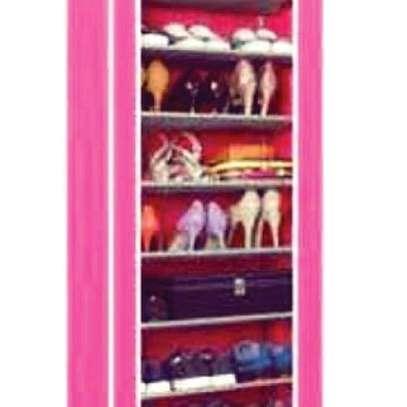 One column shoe rack image 2