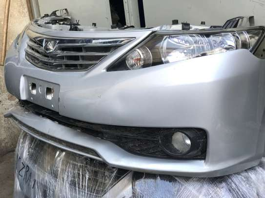 Ex-Japan Toyota Allion 265 nose cut in perfect shape image 1