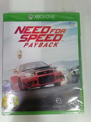 Need for Speed Payback XBOX image 2